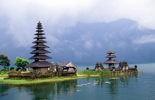 Five Popular Places in Bali