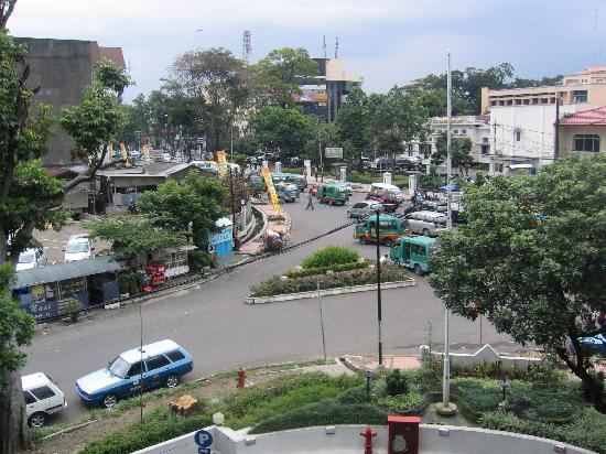 Most Popular Shopping Centre In Bandung,Indonesia