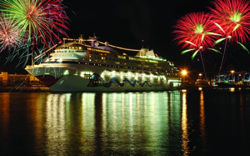 Top Seven Party Cruise Ships for 2013