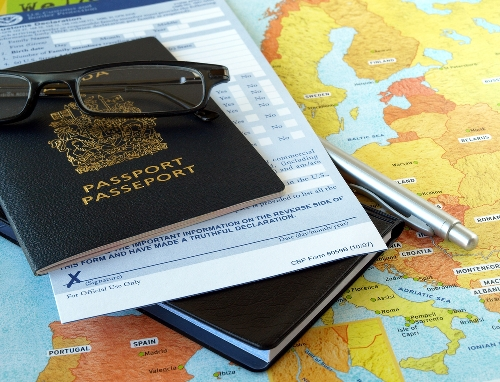 Passport-Map
