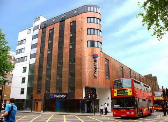 5 travelodge euston london