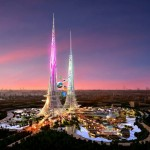 Phoenix Towers – World's New Tallest Twin Towers in China