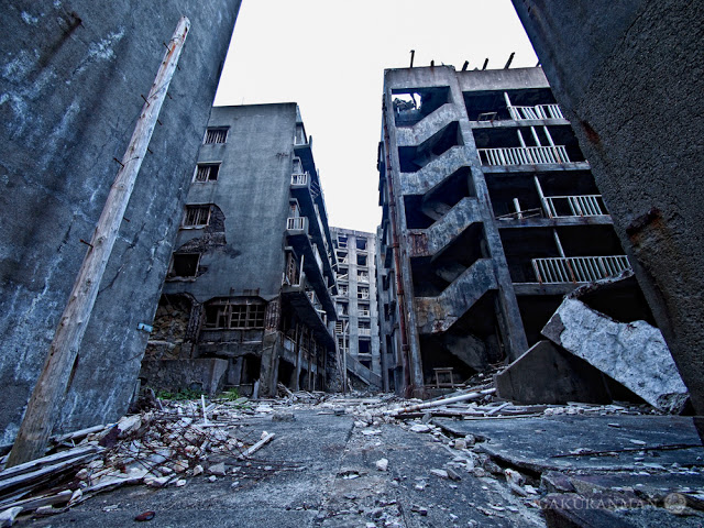 Hashima Island - Most Scariest Place on Earth
