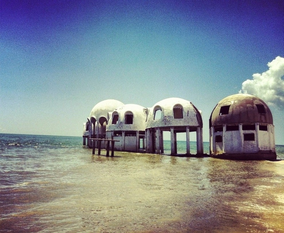 Scary Mysterious Dome Houses in Florida