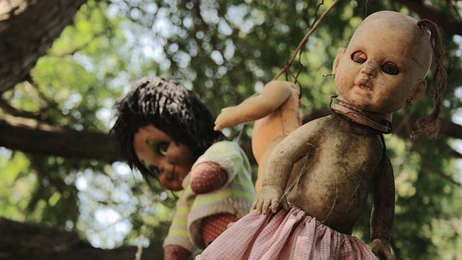 Dolls Island in Mexico - Scariest Island in the World