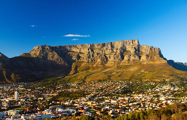7 Spotlights of South Africa