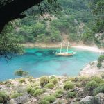 A Beautiful Island Tour on Turquoise Waters