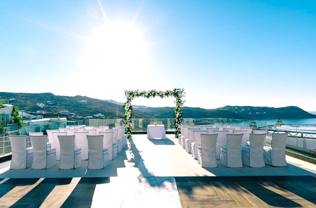 mykonos travel wedding